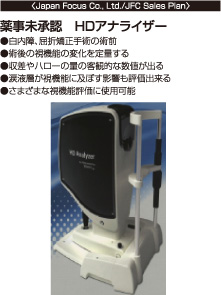 Japan Focus Co., Ltd./JFC Sales Plan
